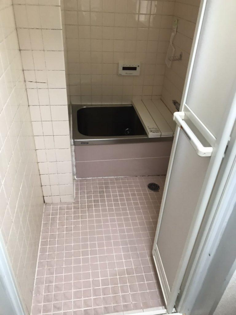 お風呂リフォーム・バリアフリー工事  K様邸  #2
