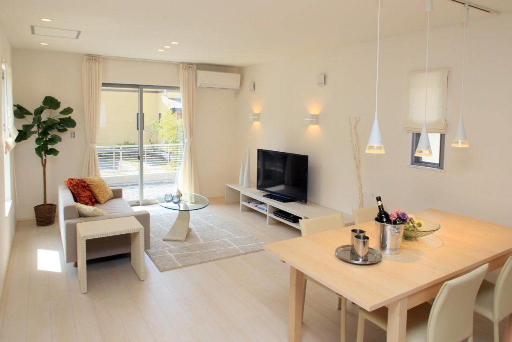 外気の影響を防ぐ!室内の快適性を高める高断熱・高気密住宅